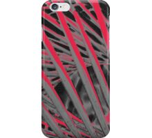 Pandanas Black & Red iPhone Case/Skin