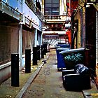 &quot;An alley in Philadelphia&quot;photo by KevVonHolt