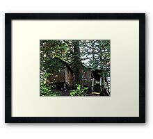 A Walk in the Park 8 Framed Print