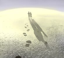 Moon Walk by Igor Zenin