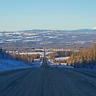 Hungry Hill Winter by Ted Widen