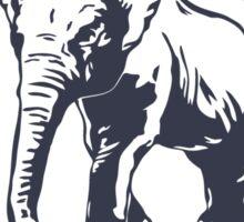 Mekong Expedition - Elephant Camp Sticker