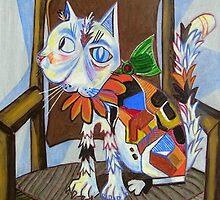 Chat et Souris by pascualoso