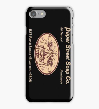 Paper Street Soap Co.T-Shirt iPhone Case/Skin