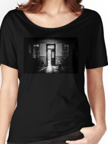 This is the way, step inside Women's Relaxed Fit T-Shirt