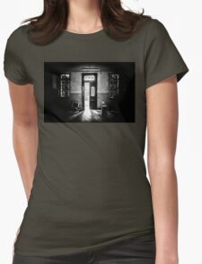 This is the way, step inside Womens Fitted T-Shirt