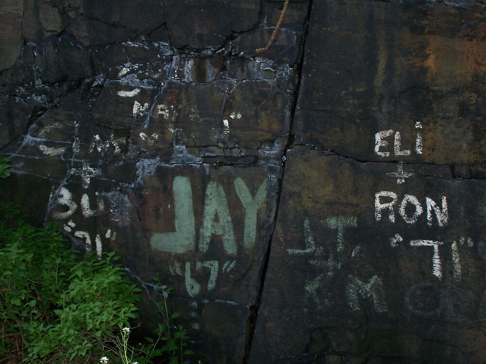 Graffiti by Leah wilson
