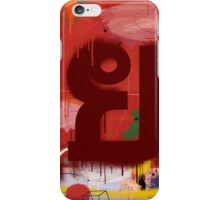 """Thai Characters """"ย"""" iPhone Case/Skin"""