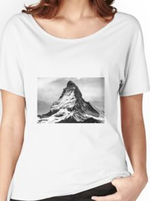 Mountain Women's Relaxed Fit T-Shirt