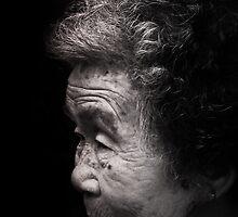 Hong Kong Lady by David Mellor
