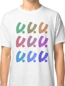 """V For Bandana"" - Entire Series Classic T-Shirt"