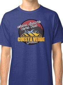 Cuesta Verde Poltergeist Classic T-Shirt