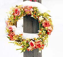 Snow Wreath by Walter Quirtmair