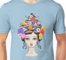 Floral She Unisex T-Shirt