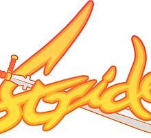 Strider Logo - Sunset Edition by horatiohayden