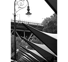 Above the Markets there are Sails! Photographic Print