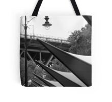 Above the Markets there are Sails! Tote Bag