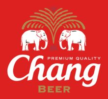 Chang Beer Thailand One Piece - Long Sleeve