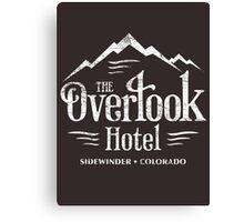 The Overlook Hotel T-Shirt (worn look) Canvas Print