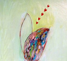 venus fly trap by Brooke Wandall