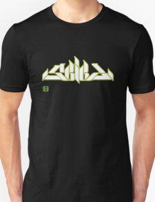 Seied Logo green yellow T-Shirt