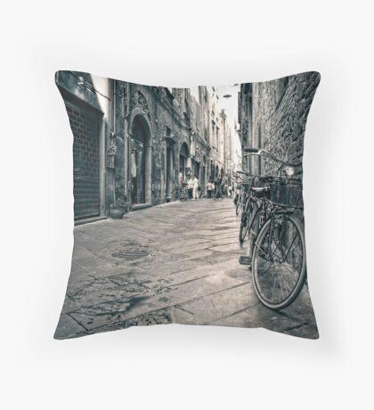 Lucca #2 Throw Pillow