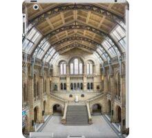 Natural History Museum - Hintze Hall iPad Case/Skin