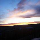 sunset in northwest Colorado by barbarajm