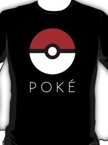 Minimalist Pokéball T-Shirt