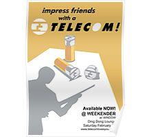 Telecom at Weekender 2006 02 25 Poster
