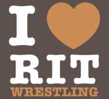 I Heart RIT Wrestling by dfur