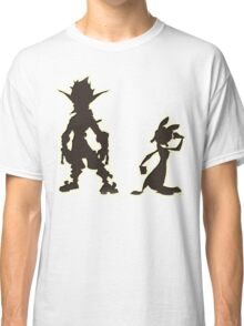 Jak and Daxter: The Precursor Legacy Silhouette Classic T-Shirt
