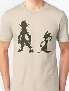 Jak and Daxter: The Precursor Legacy Silhouette T-Shirt