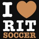 I Heart RIT Soccer by dfur