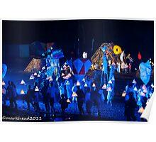 2011 FIREDANCE 76 Poster