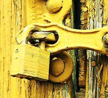 Yellow Lock by BCasTal
