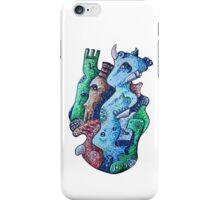Psychedelic Animals iPhone Case/Skin