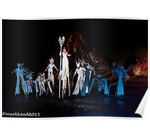 2011 FIREDANCE 84 Poster