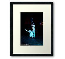 2011 FIREDANCE 91 Framed Print