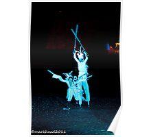 2011 FIREDANCE 91 Poster