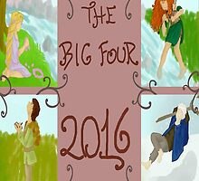 The Big Four 2016 by aelita15