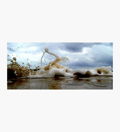 Clouds Sea Sand 11 Photographic Print