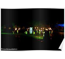 2011 FIREDANCE 98 Poster