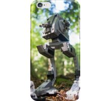 Morning patrol on the forest moon of Endor iPhone Case/Skin