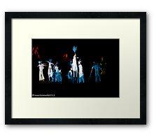 2011 FIREDANCE 101 Framed Print