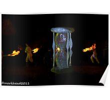 2011 FIREDANCE 106 Poster