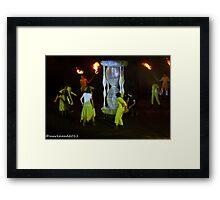 2011 FIREDANCE 108 Framed Print