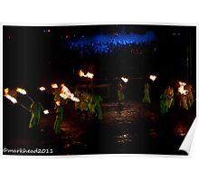 2011 FIREDANCE 114 Poster