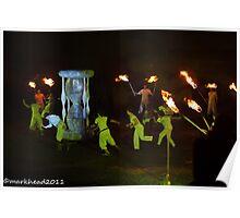 2011 FIREDANCE 116 Poster