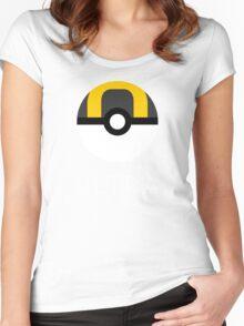 Minimalist Ultra Ball Women's Fitted Scoop T-Shirt